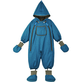 Finkid Hali Ice Winter Overall Infant seaport/ivy